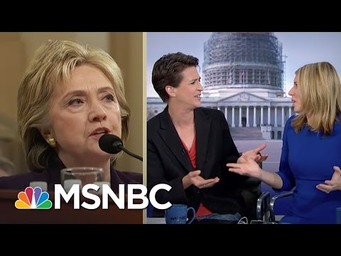 Maddow, Wallace Sounds Off On Benghazi Hearing With Hillary Clinton | Rachel Maddow | MSNBC