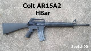 Colt AR15A2 H Bar