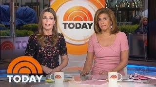 Jew Matt Lauer Flashes His Dick-Savannah Guthrie Is SO SAD! STORY BELOW VIDEO