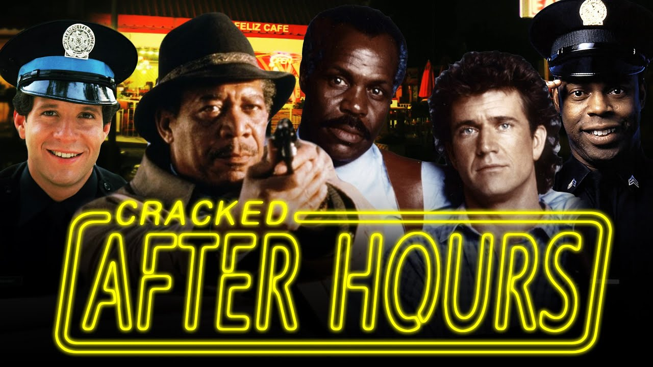 After Hours Why Movie Cops