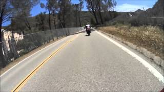Lake Elizabeth to Mulholland Hwy 5-17-2014