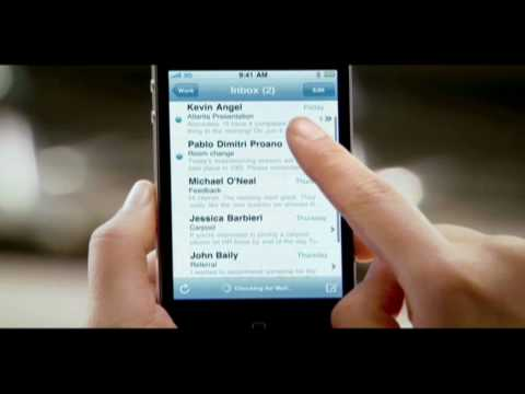 iPhone 4: Official iPhone 4 Ad  Demo/Advertisement