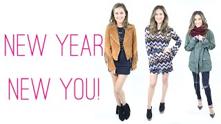New Year, New You! (STYLEWIRE)   Hollywire