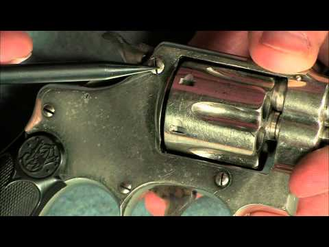 The Smith & Wesson 32 Hand Ejector 3rd model