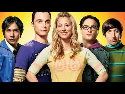 Top 10 The Big Bang Theory Running Gags Music Videos