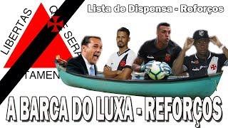 A BARCA DO LUXA - SIDÃO - REFORÇOS URGENTES!