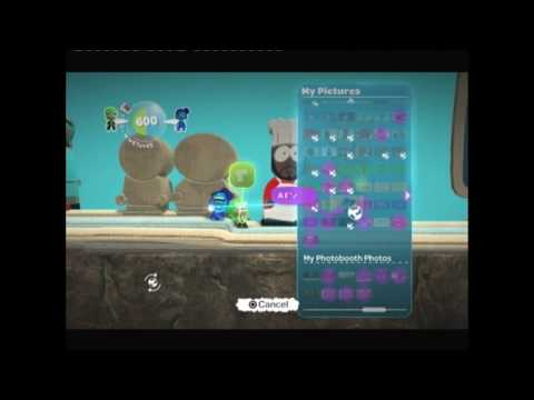 LBP- South park toys