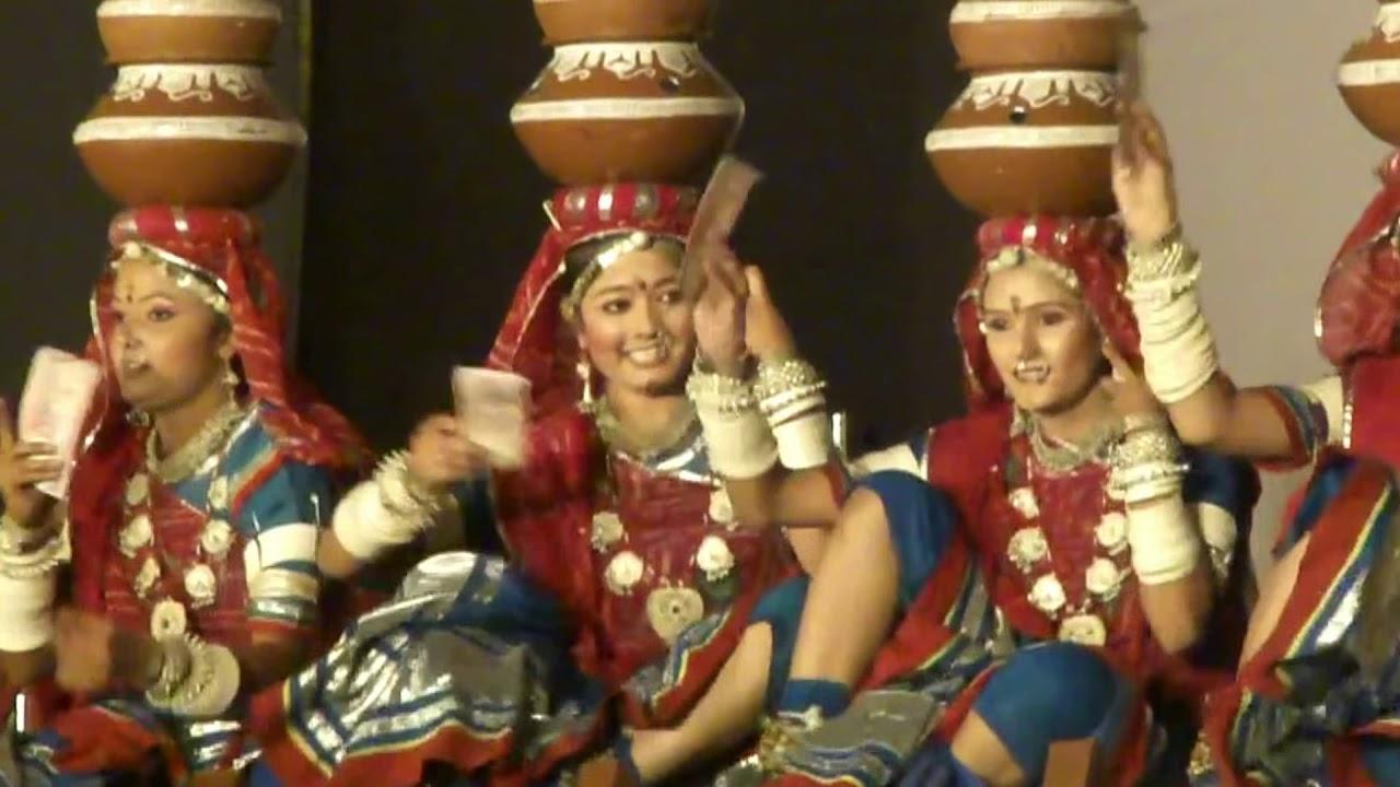 Rajasthani Ghoomar Dance Rajasthani folk dance