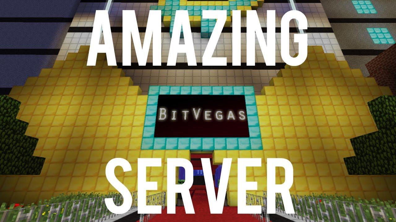 minecraft casino server