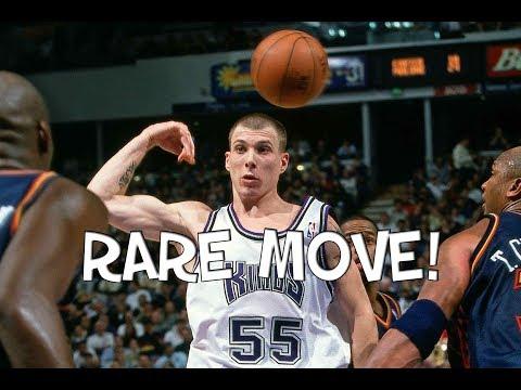 NBA RARE Moves Part 1