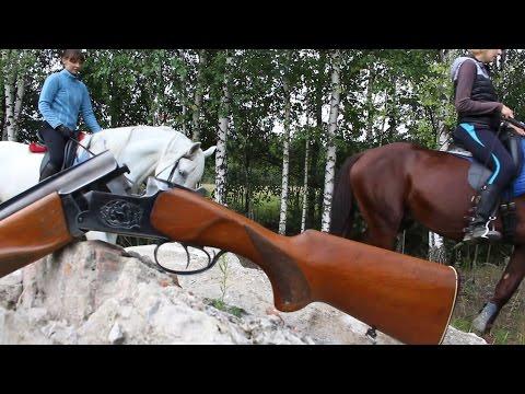 Ружье ИЖ-27. То самое советское качество 1976 года