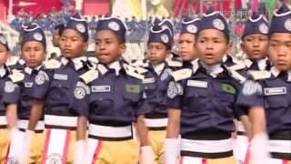 ২৬ মার্চ, ২০১৬ বঙ্গবন্ধু জাতীয় স্টেডিয়ামে কোয়ান্টাম কসমো স্কুল