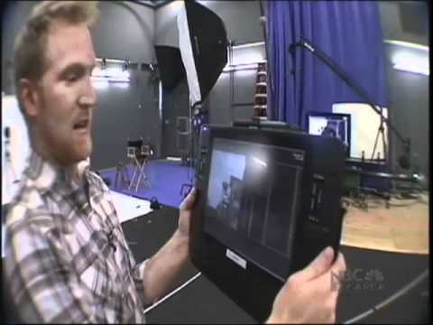 "ILM's Virtual Camera that ""filmed"" Rango"