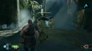 God Of War 4  1 Minute Gameplay Part #3