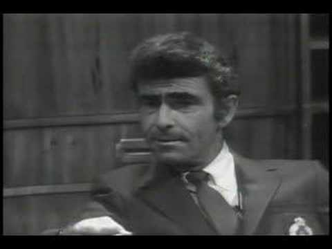 Rod Serling talks about Writing for Television (Part 1)