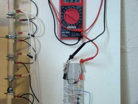DIY Wind Turbine - Charge Controller