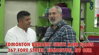 EDMONTON BARBERS GENTS HAIR SALON