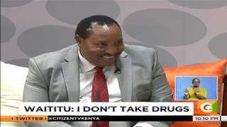 | JKLIVE | Waititu Hails His 'Kaa Sober' Initiative says Kiambu No Longer Home To Drunkards [Part 1]