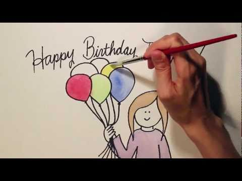 Happy Birthday To You! By Hilary Grist