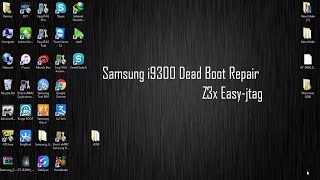 i9300 Repair  Emmc Using Z3x Jtag | i9300 Direct Emmc | i9300 emmc name 0000 Repair