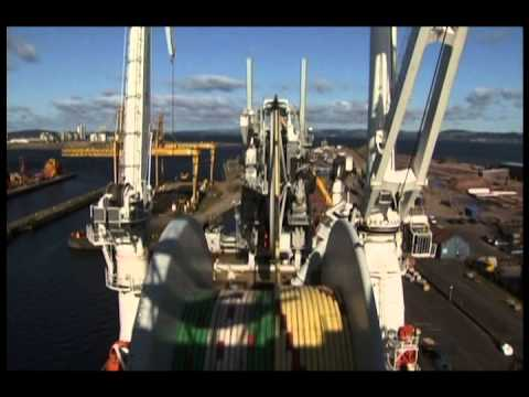 Vessels - Seven Oceans - a flexible and rigid pipelay vessel