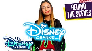 Kylie Cantrall Makes a Wand ID⭐ | Gabby Duran & the Unsittables | Disney Channel