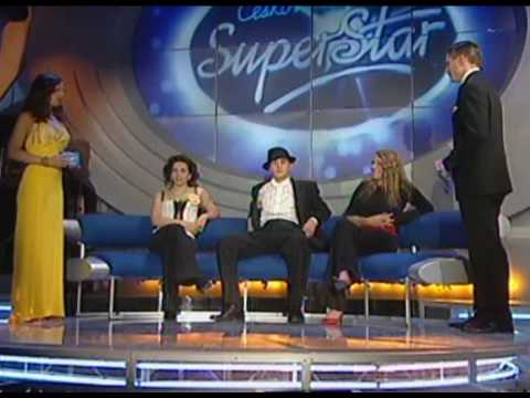 Aneta Langerov - prvn esk Superstar - 1.st souhrnu soute esko hled Superstar