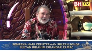Sultan Ibrahim sedia terima kritikan