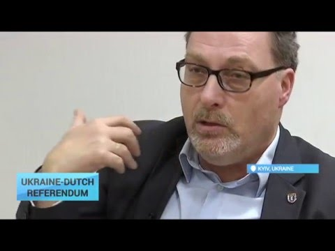 Ukraine-Dutch Referendum: Dutch expert discusses referendum on Ukraine-EU deal