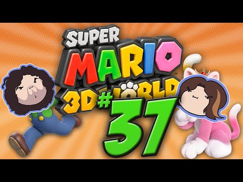 Super Mario 3D World: Welcome to Diesville - PART 37 - Game Grumps