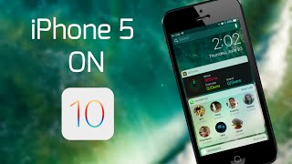iPhone 5 iOS 10.3 Review! is it SLOWER ?