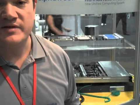 iTnews interviews Alphawest at Cisco Networkers
