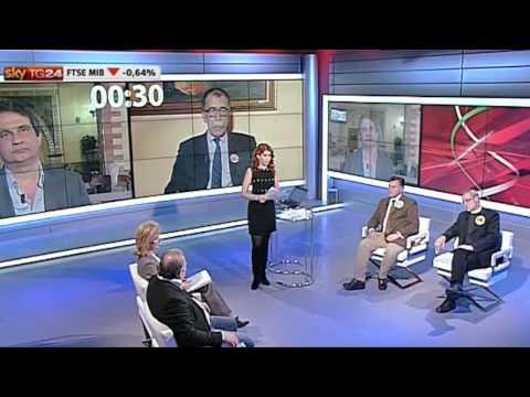 Confronto in diretta SKY Candidati Regione Lazio 2013 – conduce Paola Saluzzi