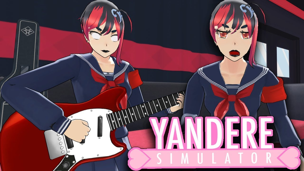 THE MUSIC CLUB LEADER REVEALS HER SECRET WHEN SHE'S ALONE | Yandere Simulator (New Task Update)