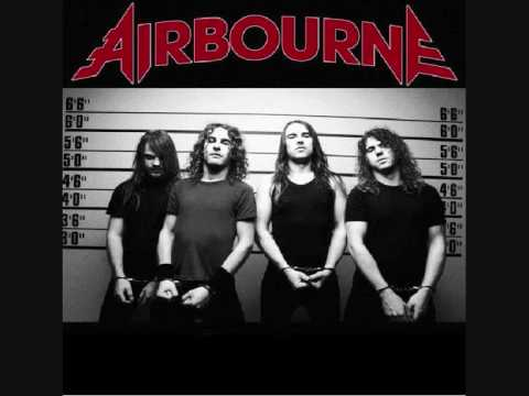 Airbourne - Heads Are Gonna Roll