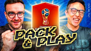 RETRO WORLD CUP MODE PACK AND PLAY!!!