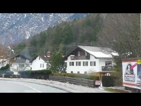 2011-2012 Winter Trip (11/23): Oberammergau, Germany
