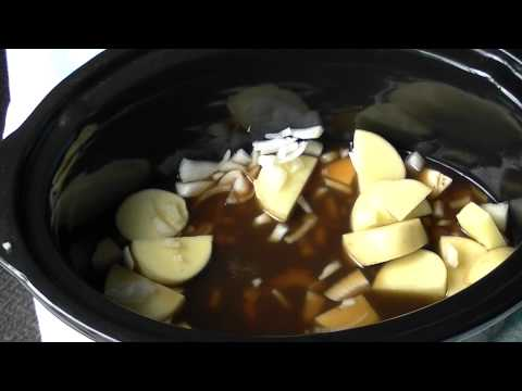 How to make Mussaman Beef Slow Cooker / Crock Pot Recipe