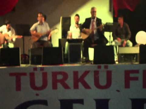 Aşık ERCAN – Arguvan Türkü Festivali – Ekin ektim Arguvanın düzüne