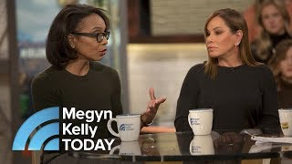 Oprah Gave MeToo 'Sweep And Energy' At Golden Globes   Megyn Kelly TODAY
