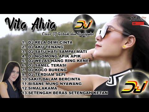 VITA ALVIA - DJ - COVER TERBAIK 2020