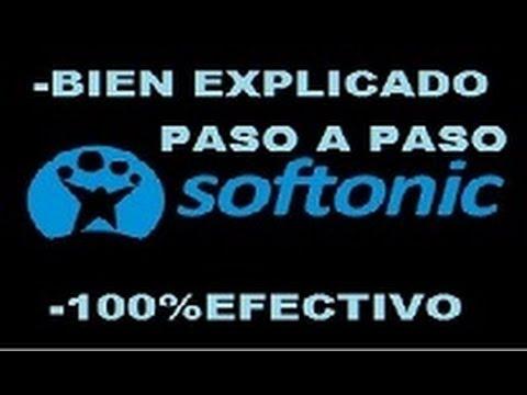 Como Acelerar Rapido!!!Las Descargas De Softonic Paso por Paso!! window7 2013