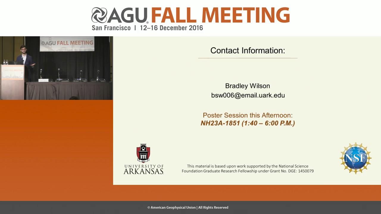 Agu fall meeting poster size
