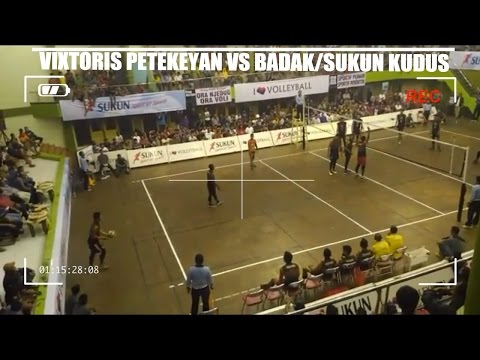 wow news pertandingan bola volly