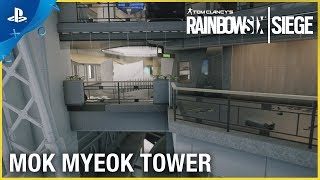 Rainbow Six Siege - Operation White Noise: Map Teaser | PS4