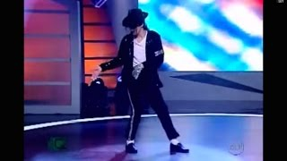Download The Best ''Billie Jean'' in tribute to MJ on TV - by RICARDO WALKER ( The Walkers) 3Gp Mp4