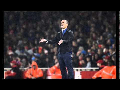 Arsenal vs Everton: 2-1, Olivier Giroud and Laurent Koscielny send  Arsenal the winner