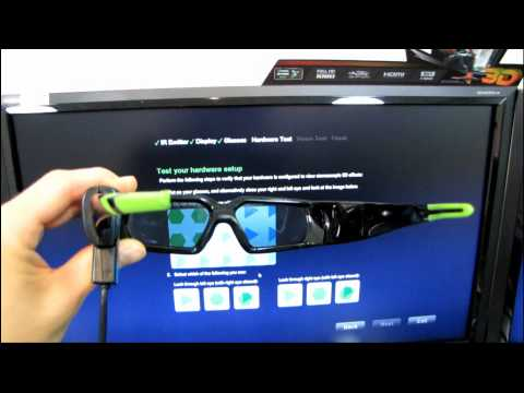 nVidia GeForce 3D Vision Driver Installation Tutorial & Setup Guide Linus Tech Tips