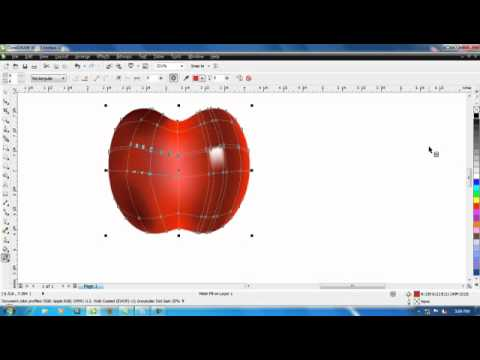 How to use warping brush and mesh warp tool in corel paintshop pro x3