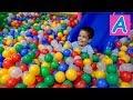 Детский парк джокиДжой Мытищи Играем на интересной игровой площадке